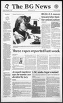 The BG News December 1, 1992