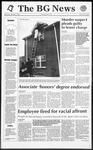 The BG News December 2, 1992