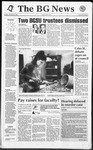 The BG News December 8, 1992