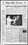 The BG News December 10, 1992