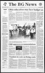 The BG News December 11, 1992