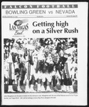 The BG News December 14, 1992
