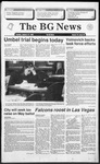 The BG News January 12, 1993