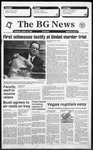 The BG News January 13, 1993