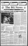The BG News January 13, 1993