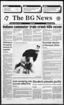 The BG News January 19, 1993