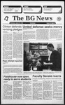 The BG News January 20, 1993