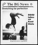 The BG News January 25, 1993