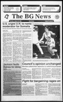 The BG News January 28, 1993