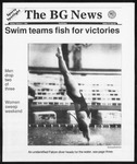 The BG News February 1, 1993