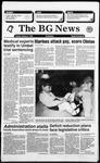 The BG News February 2, 1993