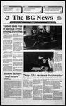 The BG News February 4, 1993