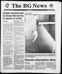 The BG News February 8, 1993