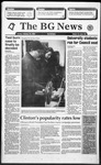 The BG News February 16, 1993