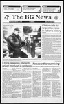 The BG News February 18, 1993