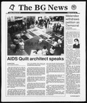 The BG News February 22, 1993