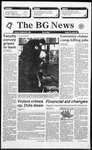 The BG News February 23, 1993