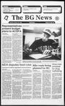 The BG News February 25, 1993