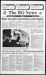 The BG News March 3, 1993