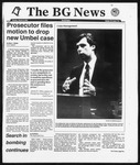 The BG News March 8, 1993