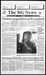 The BG News March 10, 1993