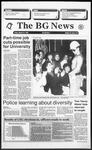 The BG News March 12, 1993
