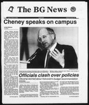 The BG News March 15, 1993
