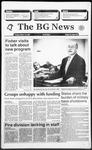 The BG News March 16, 1993