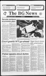 The BG News March 17, 1993