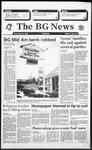 The BG News March 19, 1993