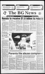 The BG News April 6, 1993