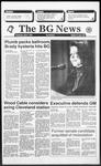 The BG News April 7, 1993