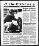 The BG News April 12, 1993