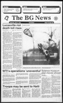 The BG News April 14, 1993