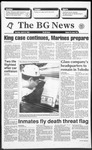 The BG News April 15, 1993