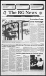 The BG News April 16, 1993