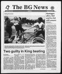 The BG News April 19, 1993
