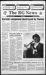 The BG News April 20, 1993