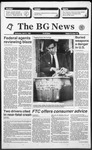 The BG News April 21, 1993