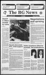 The BG News April 22, 1993