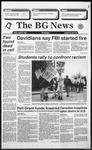 The BG News April 23, 1993