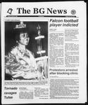 The BG News April 26, 1993