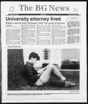 The BG News May 3, 1993