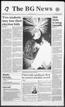 The BG News July 7, 1993
