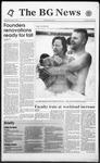 The BG News August 4, 1993