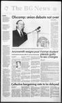 The BG News August 25, 1993