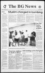 The BG News August 26, 1993