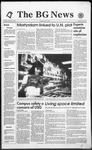 The BG News August 30, 1993