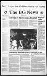 The BG News August 31, 1993