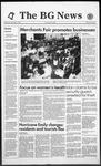 The BG News September 1, 1993